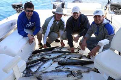 Fishing Ucluelet, Tofino